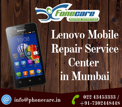 Lenovo mobile Repair service center in Mumbai