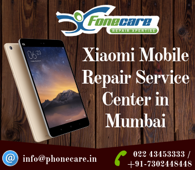 Xiaomi Mobile Repair Service Center in Mumbai
