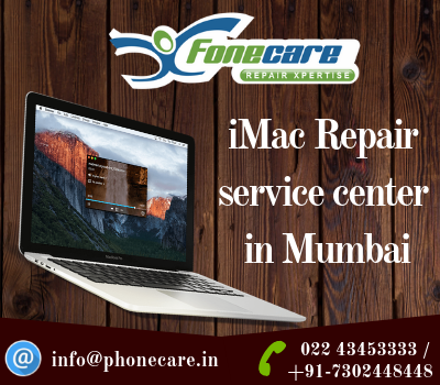 iMac Repair service center in Mumbai